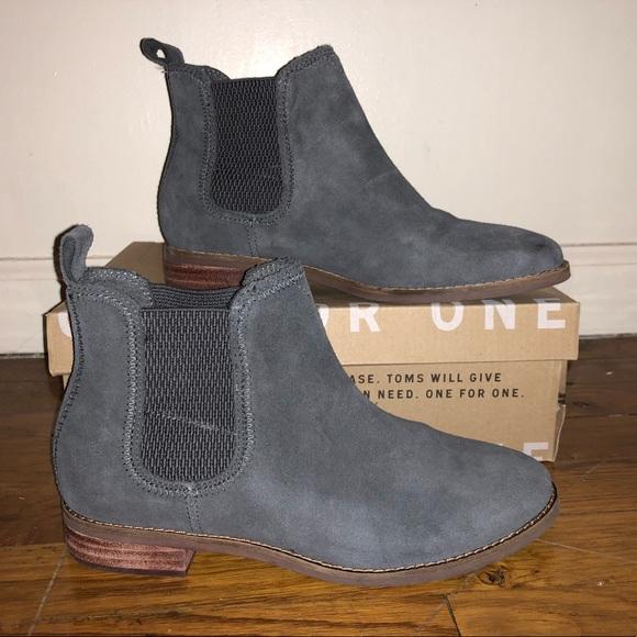 TOMS Ella Chelsea Boots